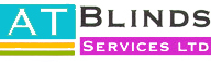 AT Blinds Sittingbourne Logo