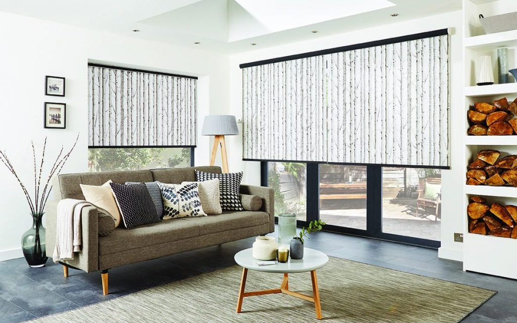 We design and make our own beautiful window blinds